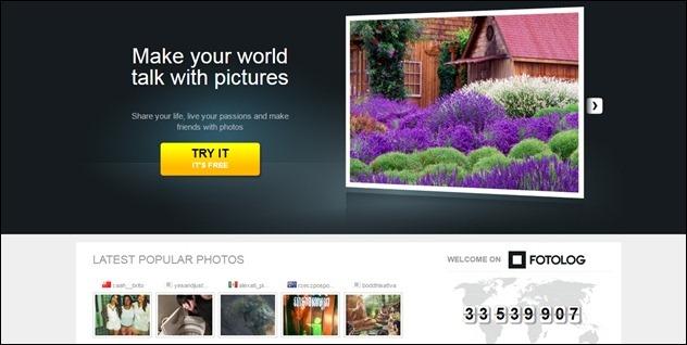 Abrir mi cuenta Fotolog
