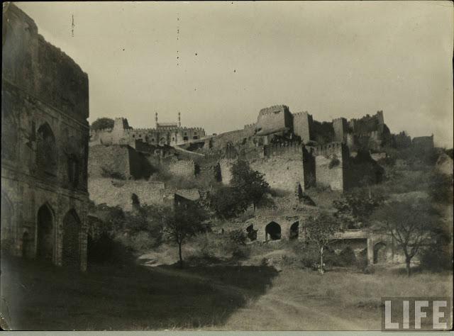 Hyderabad - Rare Pictures - 3golkonda.jpeg