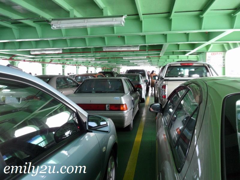 Penang Port ferry