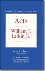 Larkin Acts