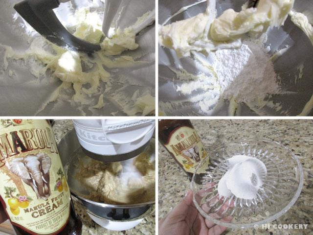 Amarula Cake