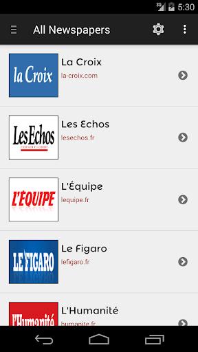 JNews FR - France Newspapers