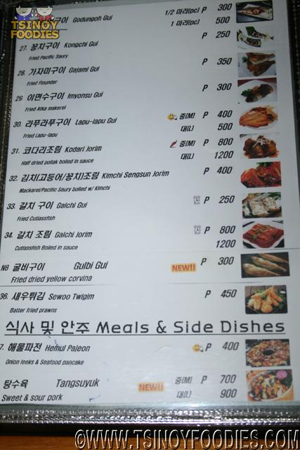 Manna Korean Garden Superb Authentic Korean Restaurant In