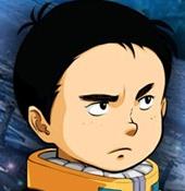 Hayato Kobayashi Mobile Suit Gundam UC 0079
