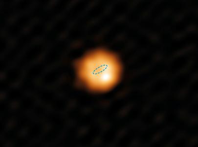estrela gigante vermelha W Hydrae