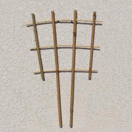 Лесенки бамбуковые на 4 опоры