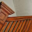 AAS Building stairway railing