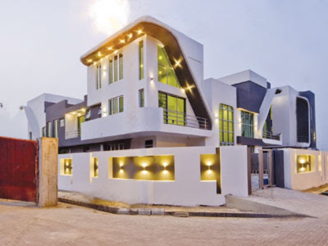 picture of tiwa savage house