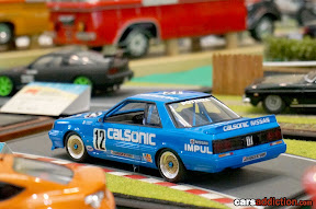 Nissan Skyline (R31) GTS-R JTCC Calsonic #12 1987