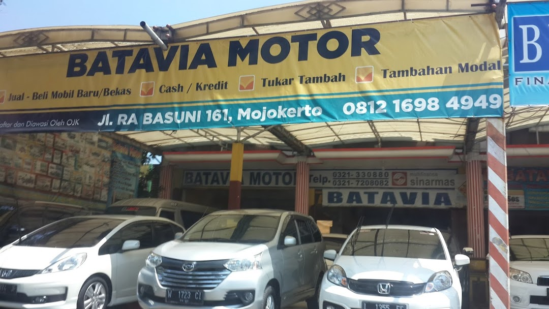 Batavia Motor Dealer Mobil Bekas