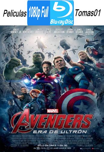 Avengers 2: Era de Ultrón (Vengadores 2: La era de Ultrón) (2015) BRRipFull 1080p