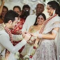Akkineni Akhil Engagement Photos