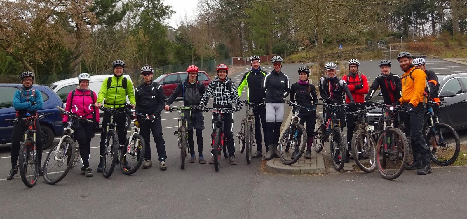 Spessart-Biker Tour am 20.03.2016
