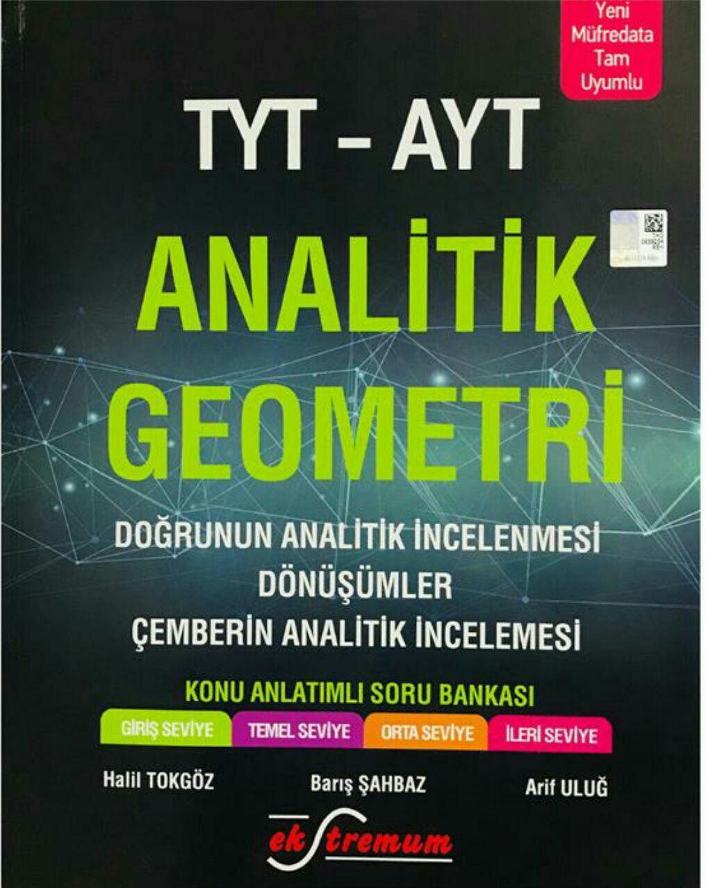 Analitik Geometri (2019-2020