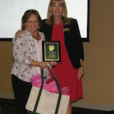 Janet Sherlin, Teacher of the Year 2012- Lee County