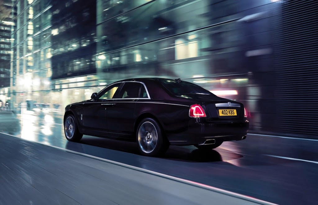 Rolls-Royce Ghost V-Specification 2