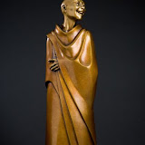 Tibetan Monk, Height-20 inches