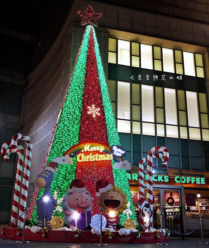 15-1 京華城聖誕樹