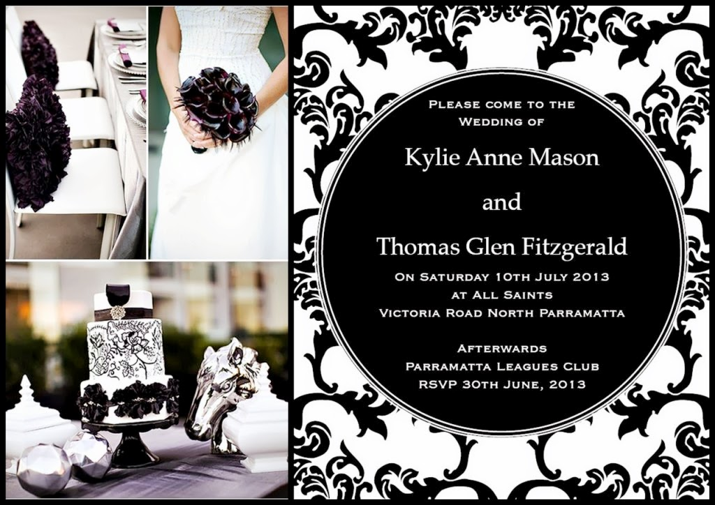 Wedding Invitation: Baroque Love by DreamDay Invitations