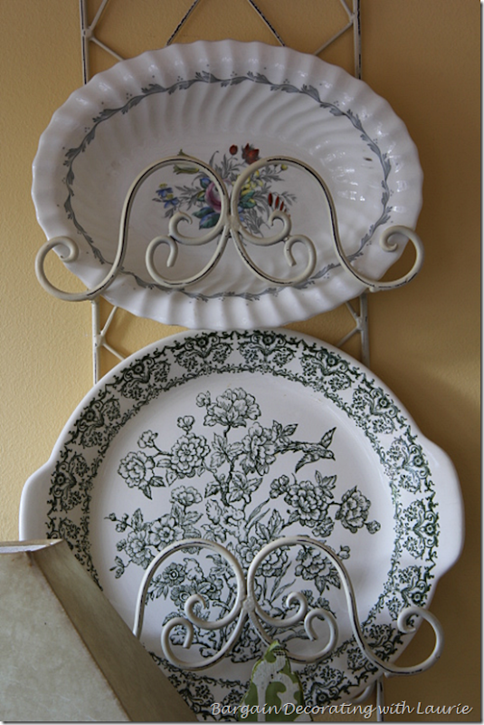 Summer on the Plate Rack