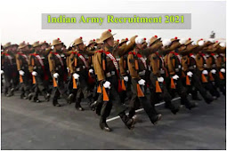 Indian Army Recruitment 2021: 12वीं पास उम्मीदवारों के लिए भारतीय सेना में शामिल होने का सुनहरा मौका, आवेदन प्रक्रिया शुरू, जल्द करें अप्लाई