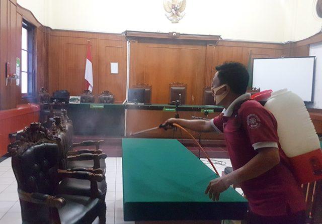 PN Surabaya Panik karena Hakim dan Juru Sita Meninggal