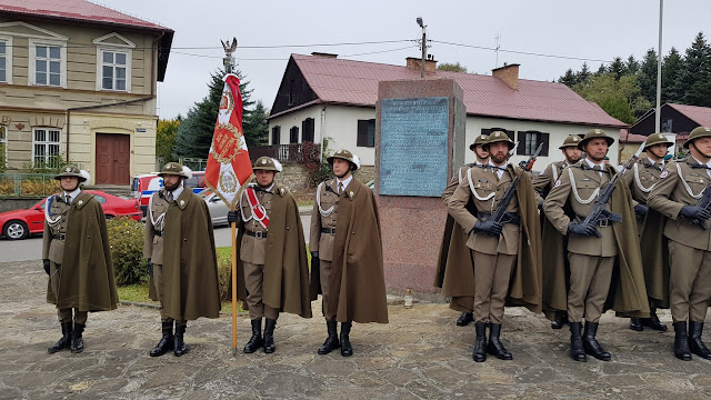 73 Rocznica Bitwy Karpacko - Dukielskiej - 20171005_104717.jpg