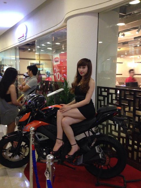 Hot girl Lê Nhung