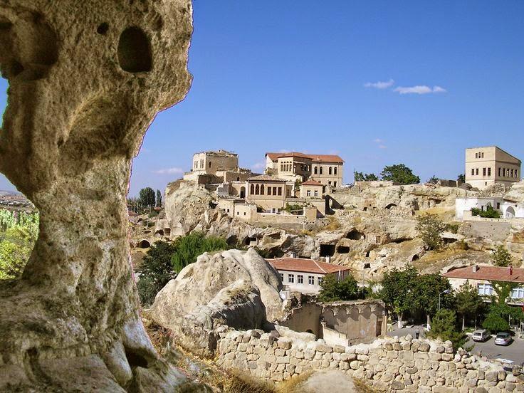 Kapadokya Mustafapaşa Butik Otelleri ve Küçük Otelleri