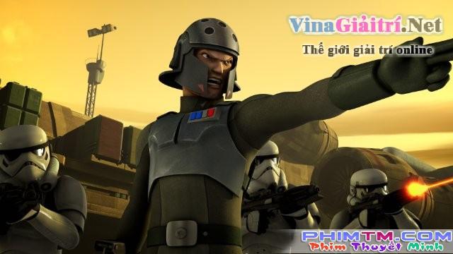 Xem Phim Chiến Tranh Giữa Các Vì Sao: Những Kẻ Nổi Loạn - Star Wars Rebels Season 1 - phimtm.com - Ảnh 1