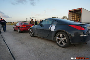 Toyota MR2 and Nissan 350Z