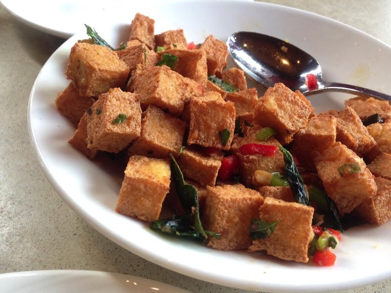 Yucca De Lac Fried Tofu
