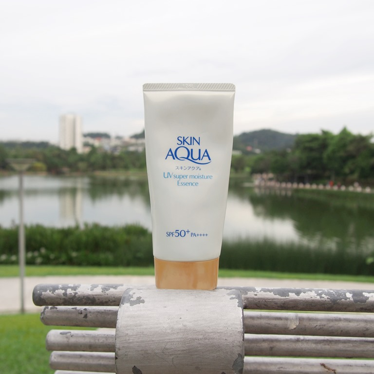 Skin Aqua UV Super Moisture Essence