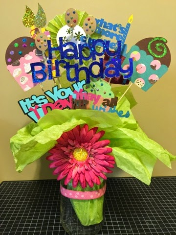 Image Result For How To Make Centerpieces With Tissue Paper
