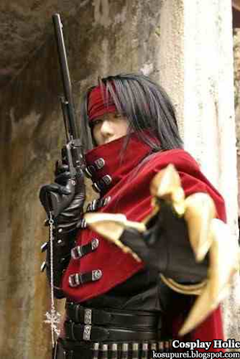 final fantasy vii / 7 - vincent valentine