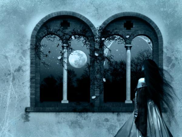 Moon From The Window, Moon Magic