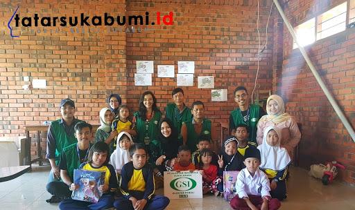 Disability Donation SLB Sukalarang PT Glostar Indonesia II Sukabumi