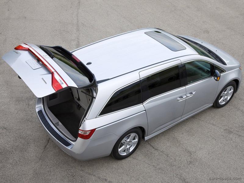 2011 Honda Odyssey Minivan Specifications Pictures Prices