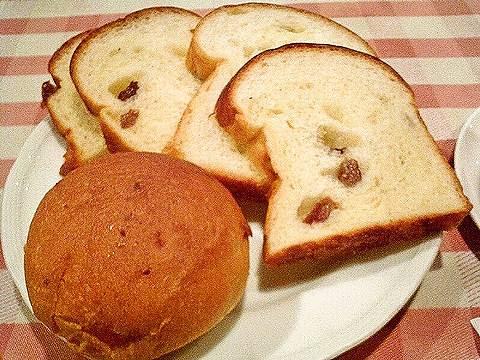 食べ放題パン3(【岐阜県各務原市】カフェレストラン シエン)