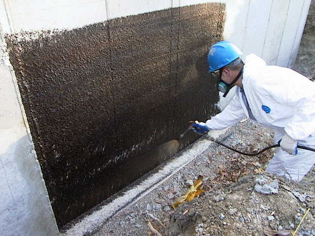 Foundation Waterproofing By Jaco In Lexington, Kentucky.