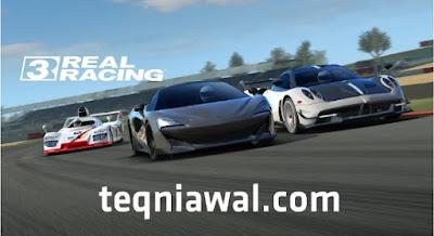 Real Racing 3 - أفضل ألعاب أندرويد 2022