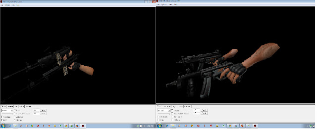 Preview Dual Mp5K & Dual machine gun