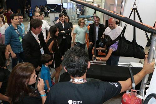 Robinson Faria abre maior evento de tecnologia do mundo no Centro de Convenções1[6627]