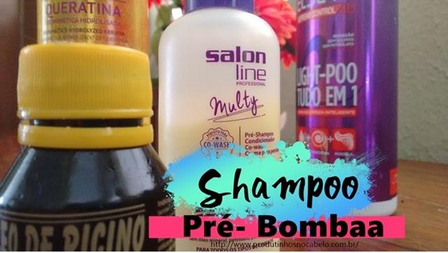 pre-shampoo bomba