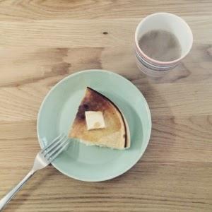 グリルパン ホットケーキ パンケーキ