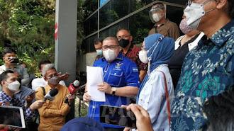 Polisi Minta Ketum Demokrat KLB Moeldoko Lapor Langsung Soal Andi Mallarangeng