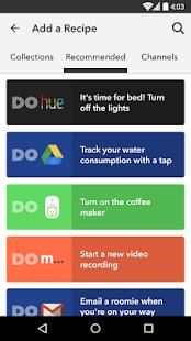 DO Button by IFTTT Screenshot 5