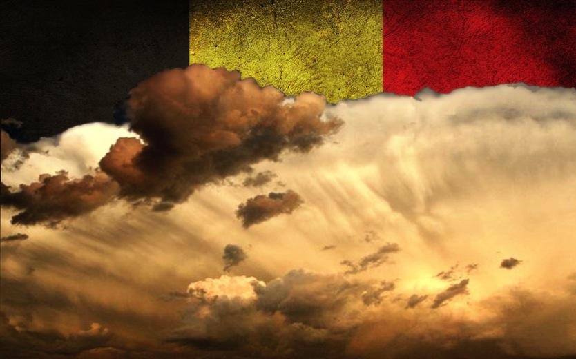 Storm in Belgium