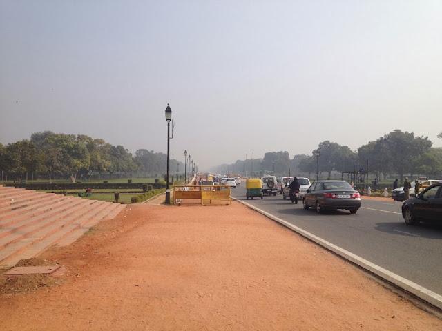Rajpath, Delhi