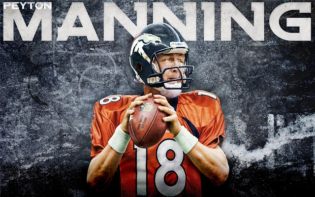 Peyton Manning Themes & New Tab